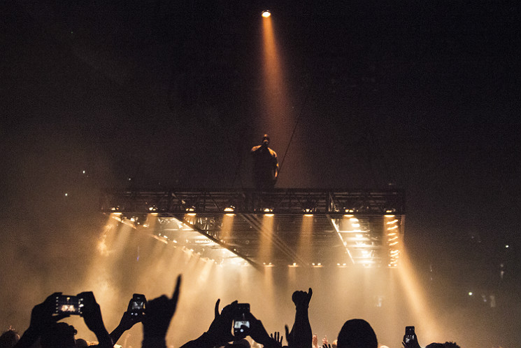 "​Kanye West Files $10 Million Lawsuit over Cancelled ""Saint Pablo Tour"""