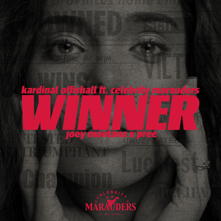 "Kardinal Offishall ""Winner"" (ft. Celebrity Marauders)"