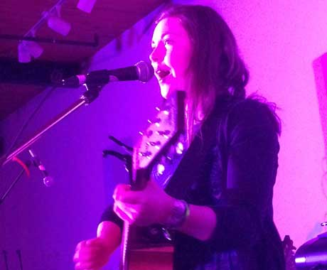 Kat McLevey Rocket Room, St. John's NL, April 19