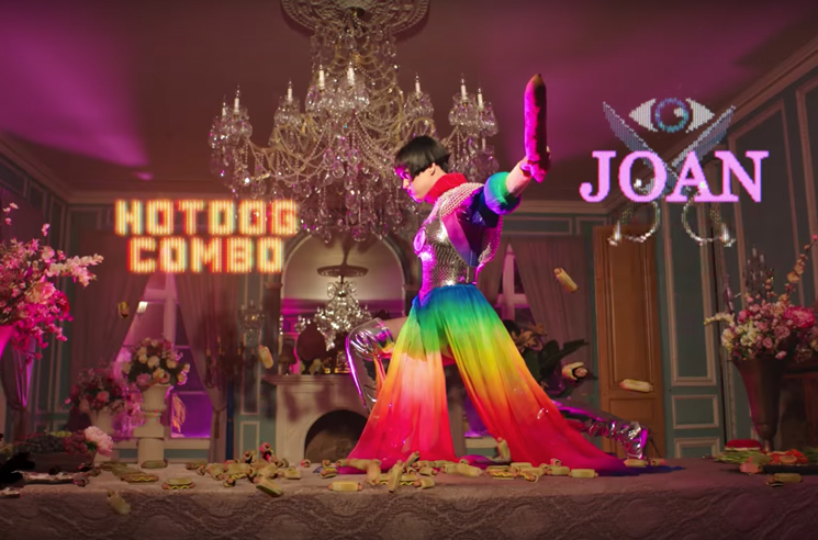 "Katy Perry ""Hey Hey Hey"" (video)"