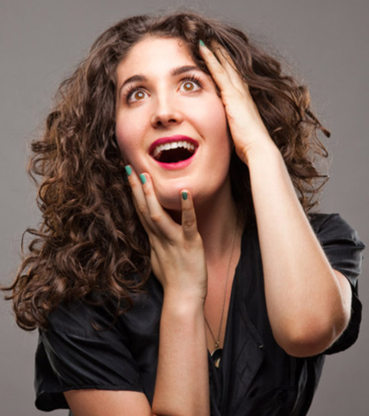 Kate Berlant Comedy Bar, Toronto ON, July 26