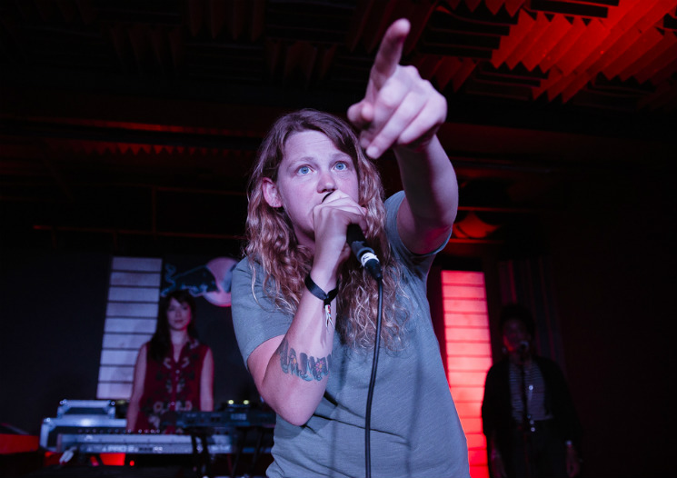 Kate Tempest Adelaide Hall, Toronto ON, June 17