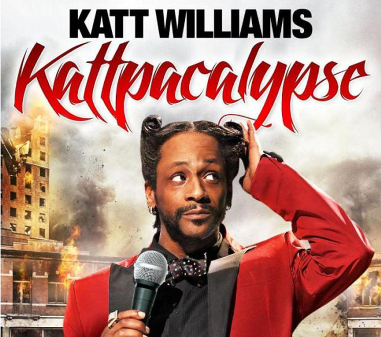 Katt Williams Kattpacalypse