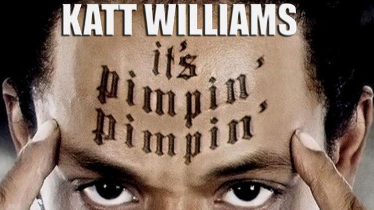 Katt Williams It's Pimpin' Pimpin'