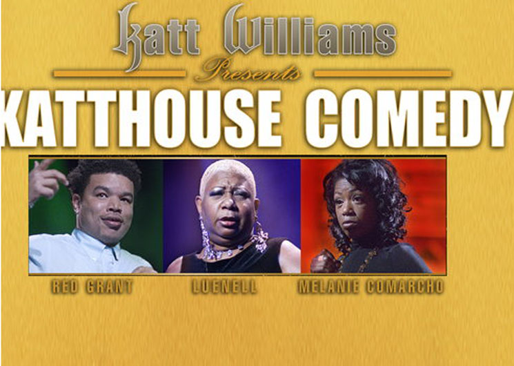 Katt Williams Presents Katthouse Comedy