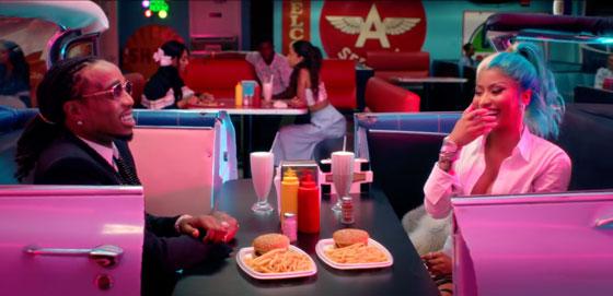 """Quavo & Nicki Minaj """"She for Keeps"""" (video)"""
