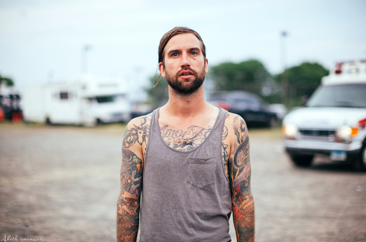 Every Time I Die Vocalist Keith Buckley Announces Second Novel