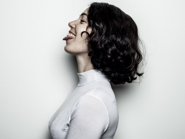 "Kelly Lee Owens Plots North American Tour, Shares Video for ""Throwing Lines"""