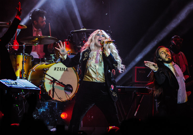 Kesha Rebel, Toronto ON, October 16
