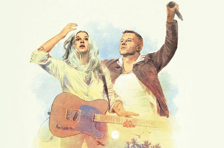 Kesha and Macklemore Map Out Co-Headlining Tour