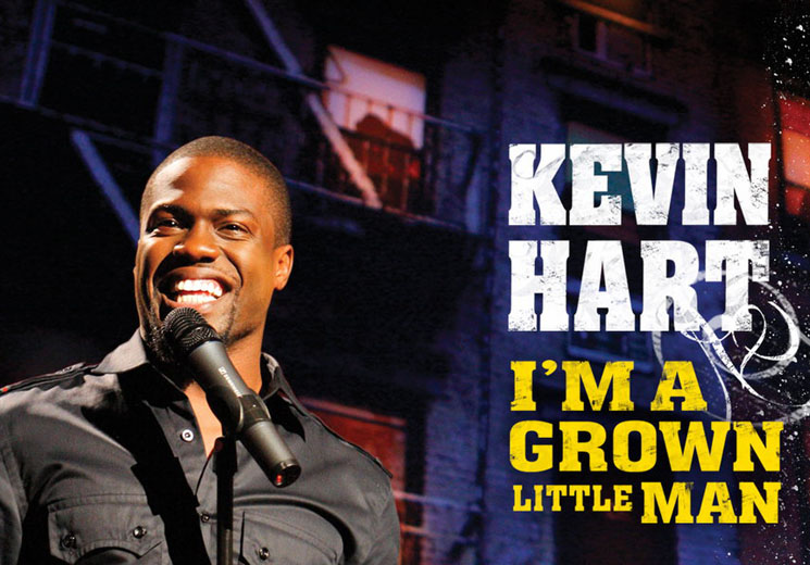 Kevin Hart I'm A Grown Little Man