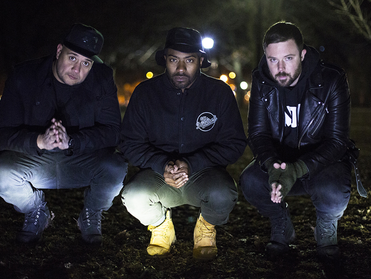 Keys N Krates Refuse to Stay in the Box with 'Midnite Mass'