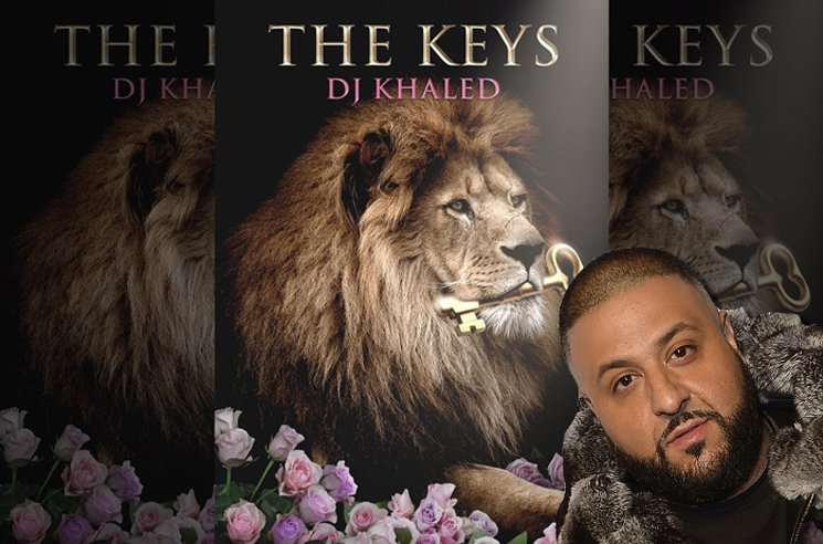 DJ Khaled to Reveal 'The Keys' to Success in New Book