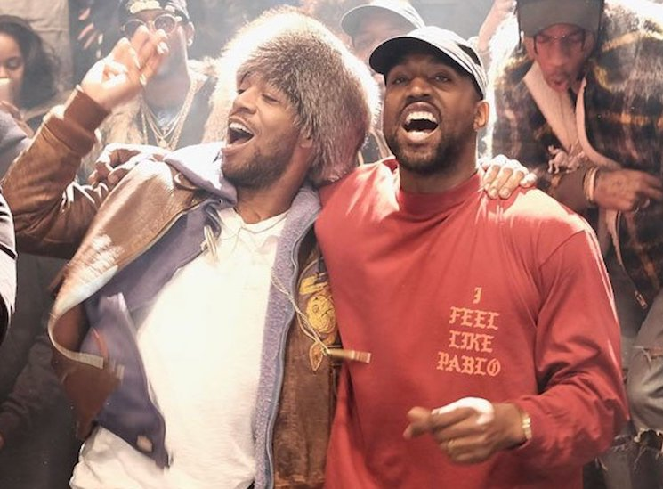 Kanye West and Kid Cudi Are Planning a 'Kids See Ghosts' Listening Party This Week