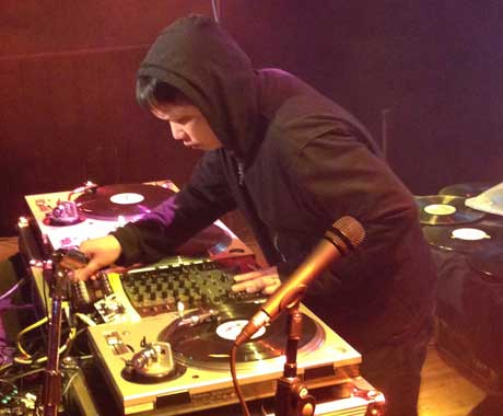 Kid Koala The Rock House, St. John's NF, April 21
