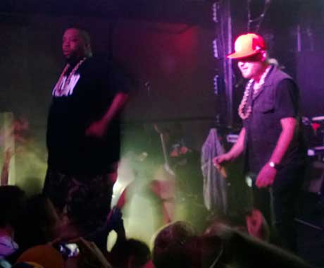 Run The Jewels (Killer Mike & El-P) / Kool A.D. / Despot The Hoxton, Toronto ON, July 11