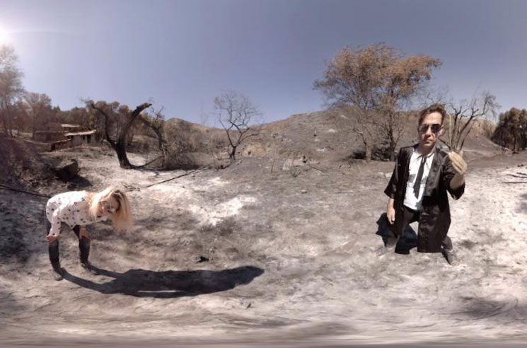 The Kills 'Whirling Eye' (VR video)