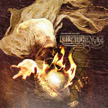 Killswitch Engage 'Disarm the Descent' (album stream)