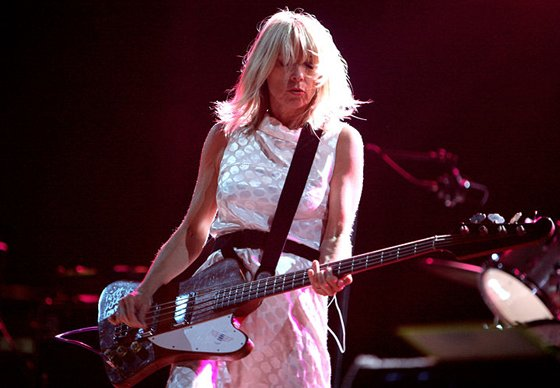 ​Kim Gordon Hits Vancouver on Solo Tour