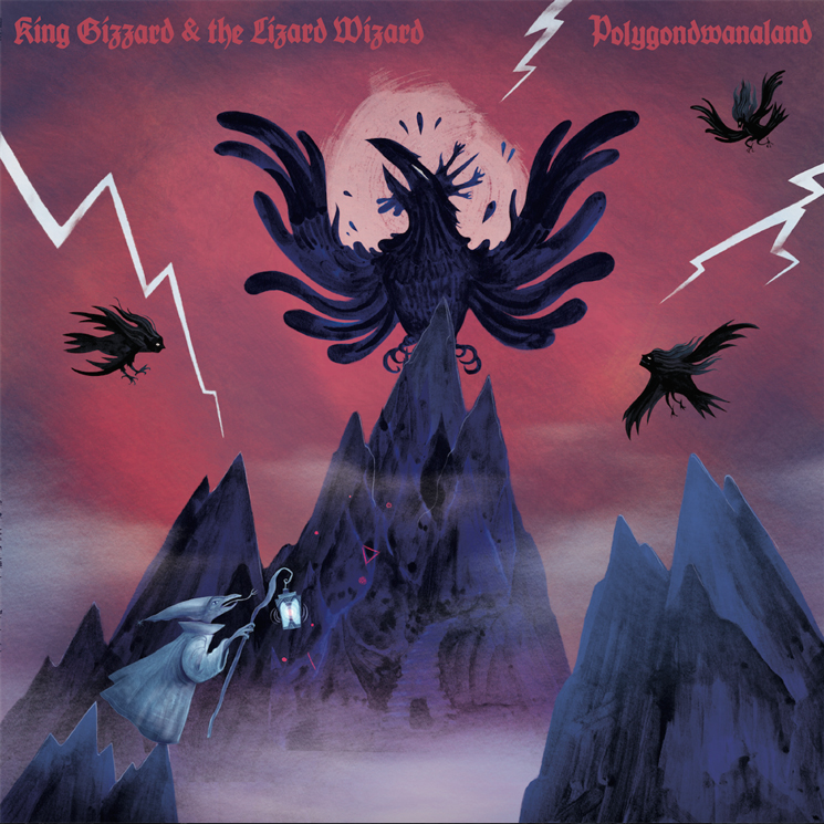 Kingfisher Bluez Readies Valentine's Edition of King Gizzard & the Lizard Wizard's 'Polygondwanaland'