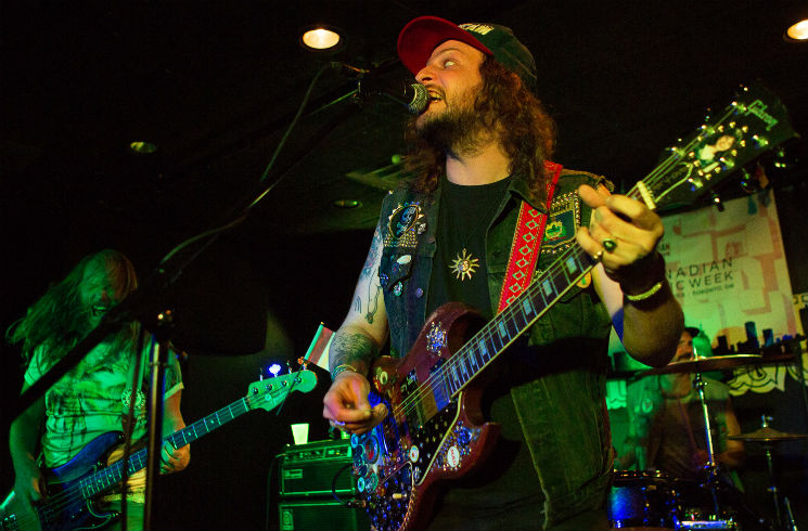 King Tuff Hard Luck Bar, Toronto ON, May 8