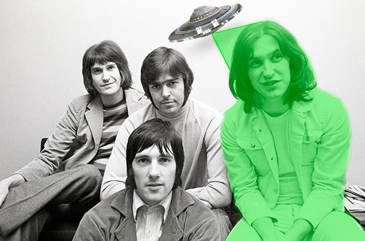 "Kinks' Dave Davies Says He's Had ""Several Experiences"" with UFOs"