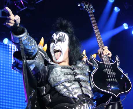 KISS / Shinedown Save-on-Foods Memorial Arena, Victoria BC, July 5