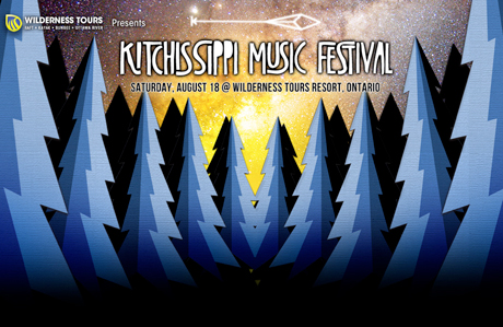 Kitchissippi Music Festival Brings Swollen Members, Die Mannequin to the Ottawa River
