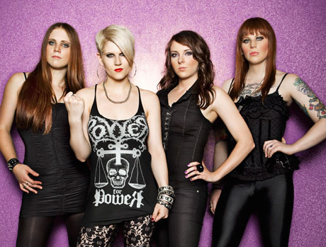 Kittie's Morgan Lander Lets Her Guard Down with 'I've Failed You'