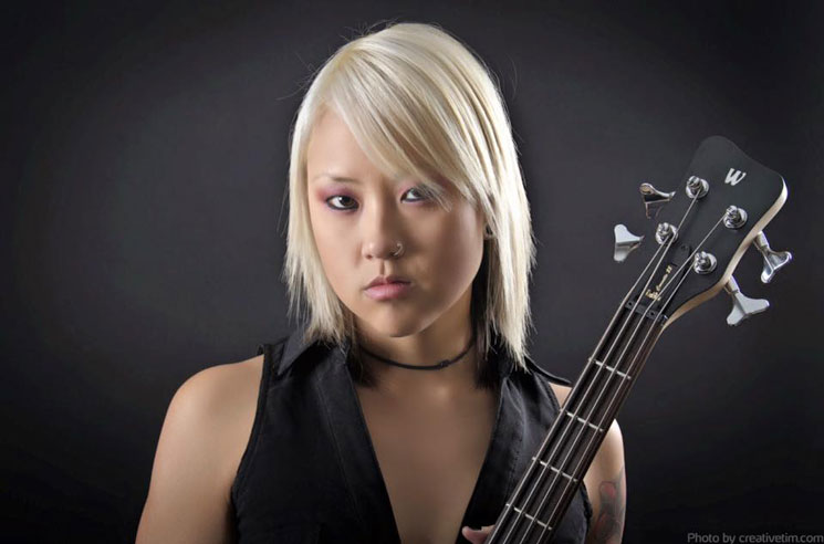 R.I.P. Kittie Bassist Trish Doan