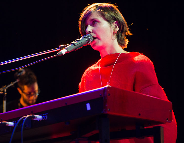 Klô Pelgag Main Stage, Guelph ON, July 15