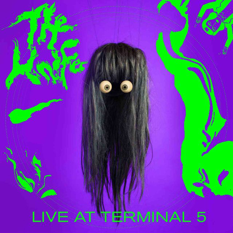 The Knife Announce 'Shaking the Habitual: Live at Terminal 5' Live Album and Film