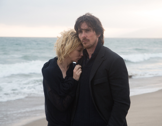 Knight of Cups Directed by Terrence Malick