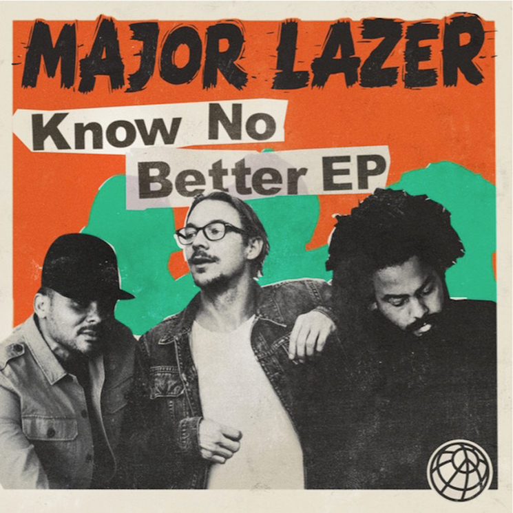 Major Lazer Return with 'Know No Better' EP