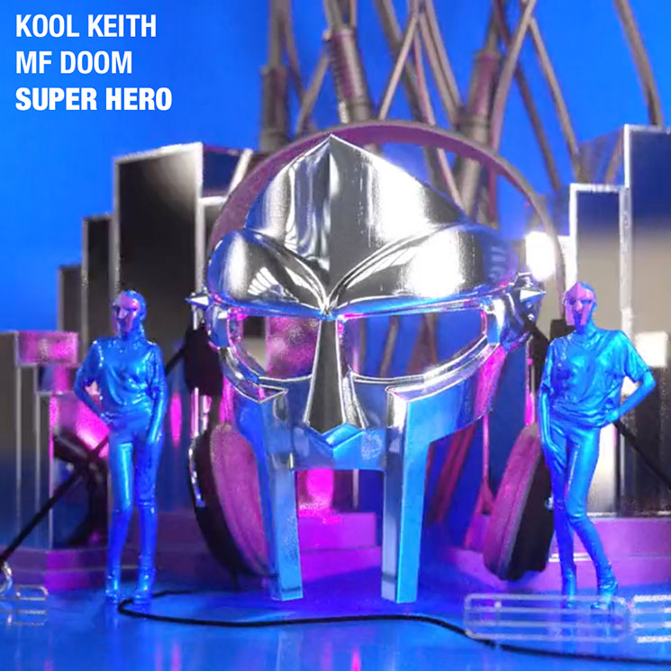 "Kool Keith ""Super Hero"" (ft. MF Doom)"