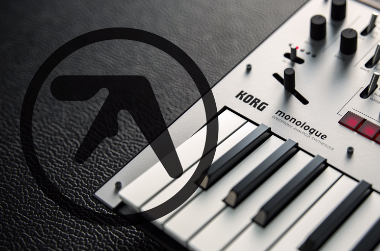 "Aphex Twin Shares ""Korg Funk 5"""