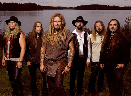 Korpiklaani / Moonsorrow / Týr / Metsatöll Opera House, Toronto ON August 30