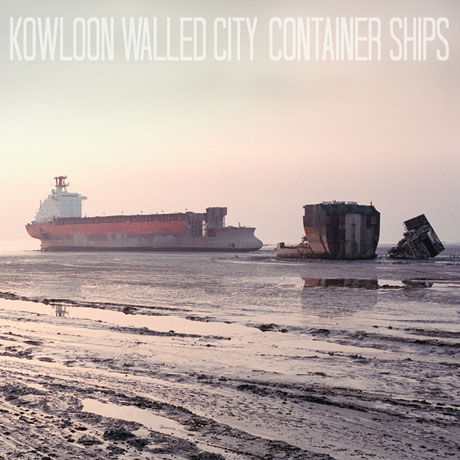 Kowloon Walled City Container Ships