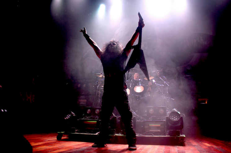 Kreator / Obituary / Midnight / Horrendous The Opera House, Toronto ON, April 11