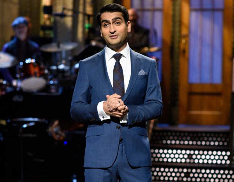 Saturday Night Live: Kumail Nanjiani & P!nk October 14, 2017