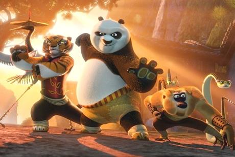 Kung-Fu Panda 2 [Blu-Ray] Jennifer Yuh