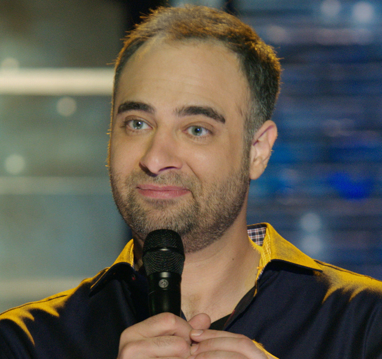Kurt Metzger Comedy Bar, Toronto ON, December 4