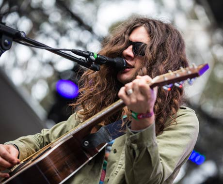 Kurt Vile Sutro Stage, San Francisco CA, August 11
