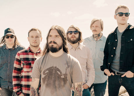 Kvelertak Announce North American Dates with Cancer Bats and Black Tusk