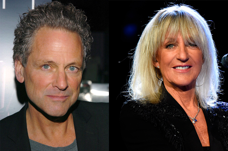 Fleetwood Mac's Christine McVie and Lindsey Buckingham Plot Duets Album