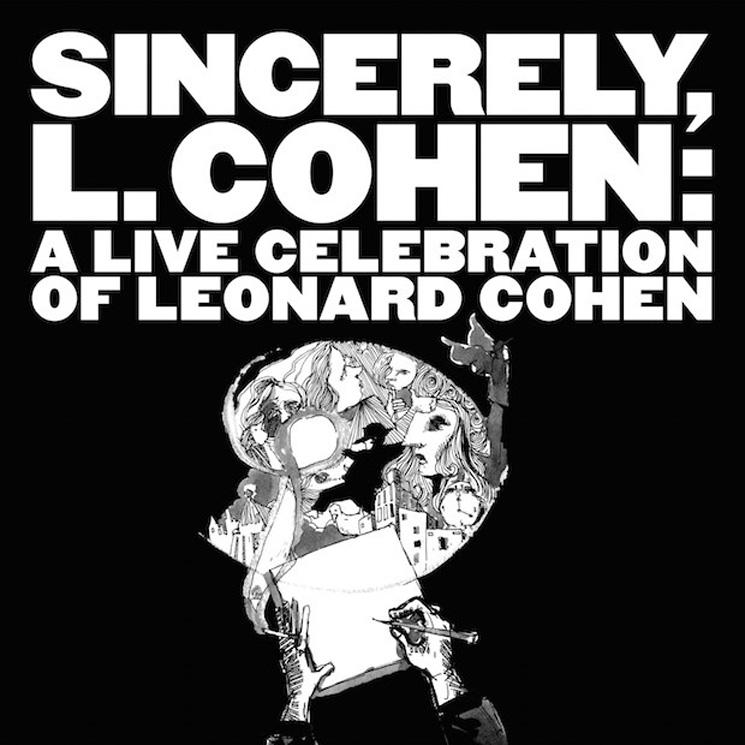 Leonard Cohen Treated to Tribute Album with Lee Ranaldo, Will Sheff, Holly Miranda