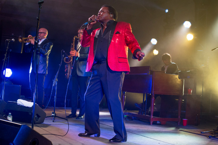 Lee Fields and the Expressions Halifax Pop Explosion, Halifax NS, October 20