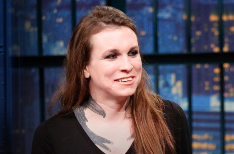 Against Me! and Laura Jane Grace Hit 'Late Night'