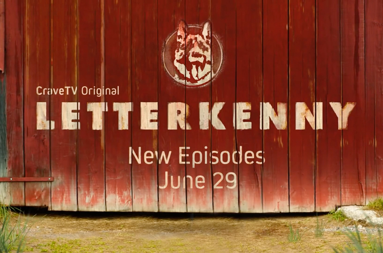 New 'Letterkenny' Episodes Are Coming This Month