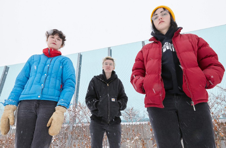 Lonely Parade Sign to Buzz Records, Share New Song